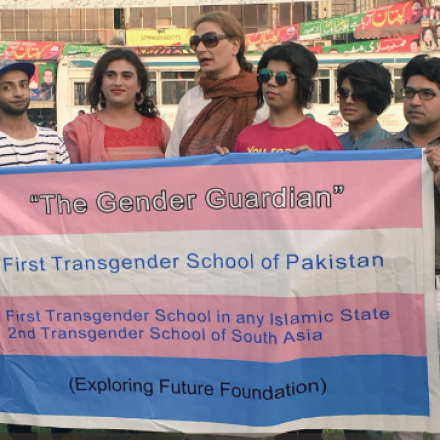 Pakistan is all set to inaugurate first ever school for transgender community