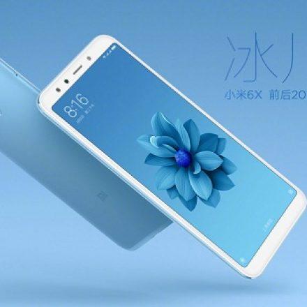 Leaks suggest Xiaomi Mi 6X to come in 5 colours