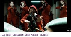 Despacito the most watched music video on YouTube has been hacked