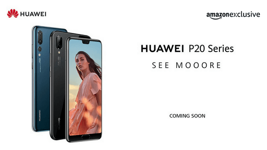 Huawei P20 Pro, P20 Lite to launch today in India