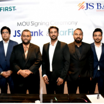 JS Bank & CarFirst Join Hands to Provide First-Of-Its-Kind Vehicle Trade-in Program in Pakistan