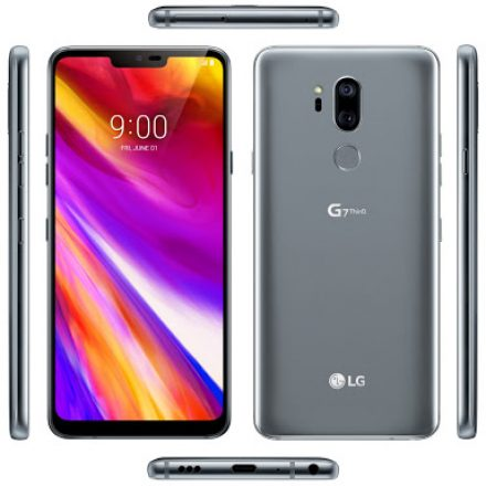 Leaks: Here is all you need to know about LG G7 ThinQ