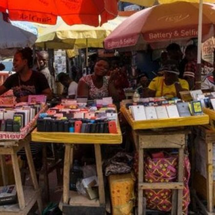 The booming Nigerian black market gets exposed