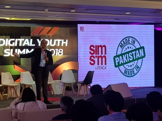 SIMSIM PARTICIPATES IN THE DIGITAL YOUTHSUMMIT '18- KPK GOVERNMENT'S INITIATIVE TO BRING TOGETHER THE NEXT GENERATION OF DIGITAL INNOVATORS IN PAKISTAN