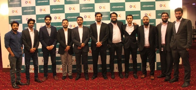 OLX record investment in Carfirst will be a massive game changer in automobile sector of Pakistan