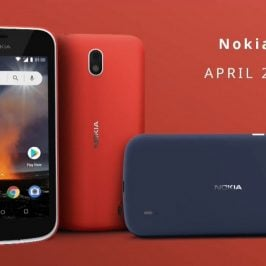 Nokia announces three new smartphones