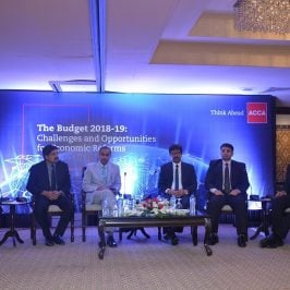 "ACCA Pakistan hosts discussion on ""The Budget 2018–19: Challenges and Opportunities for Economic Reforms"" in Lahore"