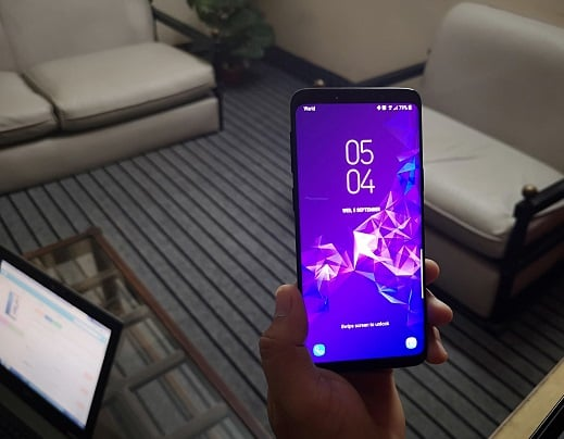 Meet the new flagship star The New Samsung Galaxy S9 with amazing new features. Detalied Review