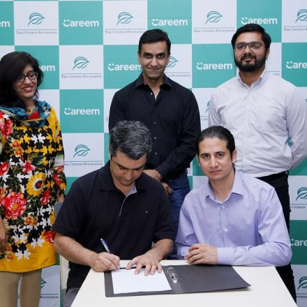 Careem partners with TCF to take more children 'off the streets and into schools'