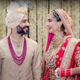 Sonam Kapoor ties knot with Anand Ahuja