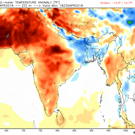 Summer Alert: Nawabshah witnessed the hottest day ever recorded on earth in April
