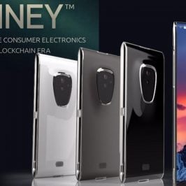 Meet Finney, world's first blockchain smartphone with flagship specs