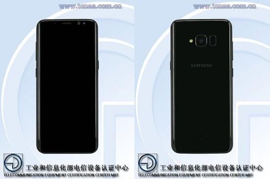 TENAA certifies Samsung Galaxy S8 Lite in China