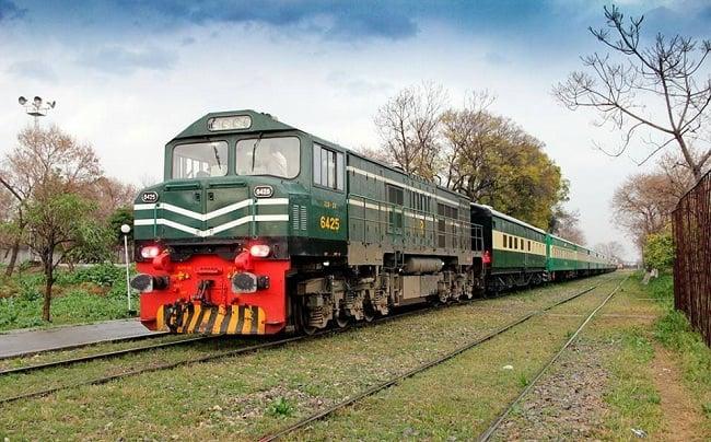 Pak Railways Announce Free Travel For Senior Citizens Over Eid