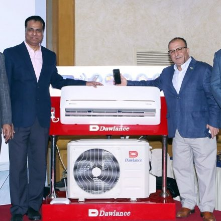 Dawlance introduces connected appliances with the launch of its 'Designer Plus Inverter' Air conditioner range in Pakistan