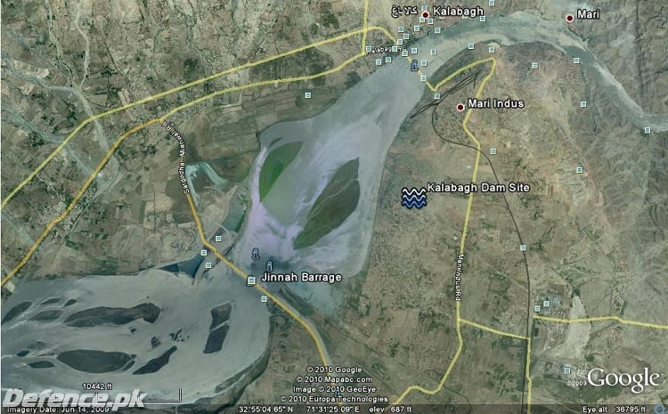 Kalabagh Dam controversy and social media campaign