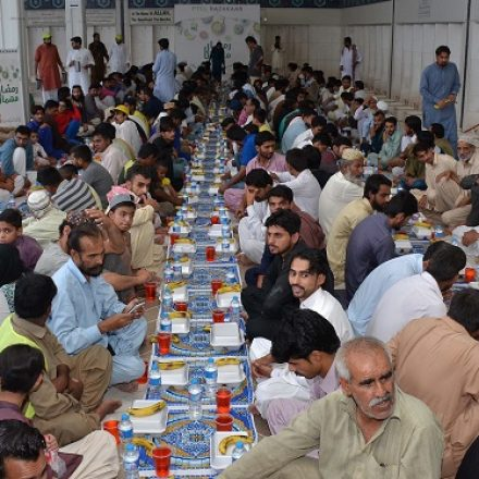 PTCL organized nationwide Iftaars for underprivileged across Pakistan