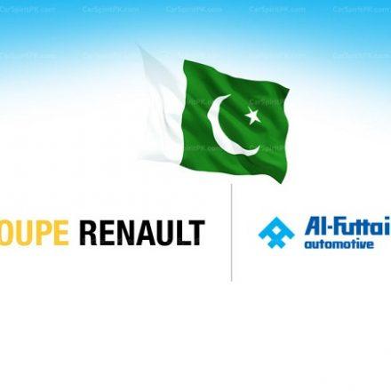 Al-Futtaim Renault Pakistan confirms Faisalabad home to new car manufacturing plant