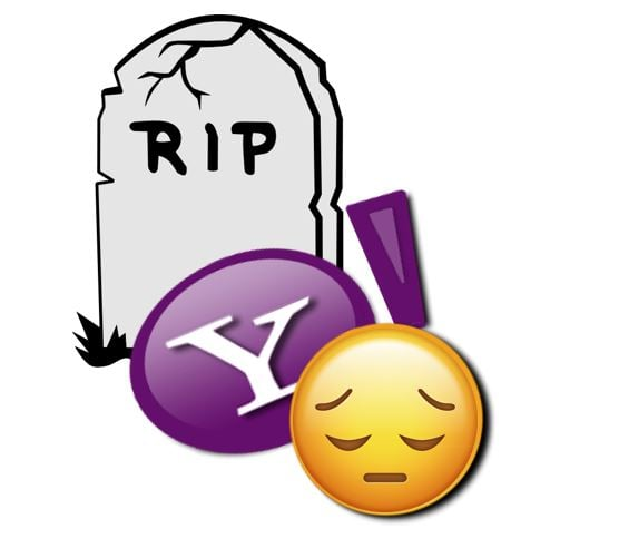 Yahoo Messenger is shutting down on 17 July