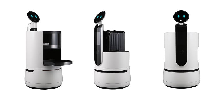 LG ELECTRONICS EXPANDS INVESTMENTS IN ROBOT INNOVATORS