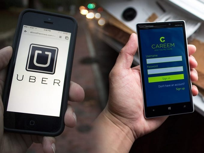 Uber and Careem to merge in Middle East, Bloomberg's report