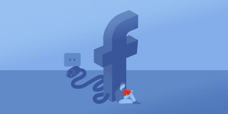 moving towards a world without Facebook?