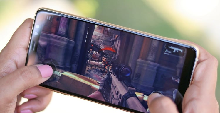 Samsung could be working on a gaming smartphone