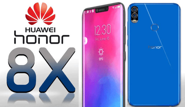 Honor 8X, 8X Max launch set for the 5th of Sept