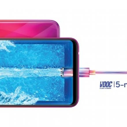 The stunning OPPO F9 is launching in Pakistan next month
