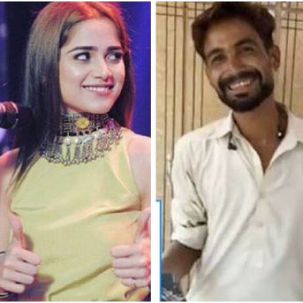 Painter viral video gets him a chance to Aima Baig's Independence Day concert in Lahore