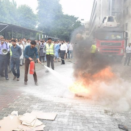 PTCL conducts Fire Drill Exercise & Awareness Session in collaboration with MCI & Rescue 1122