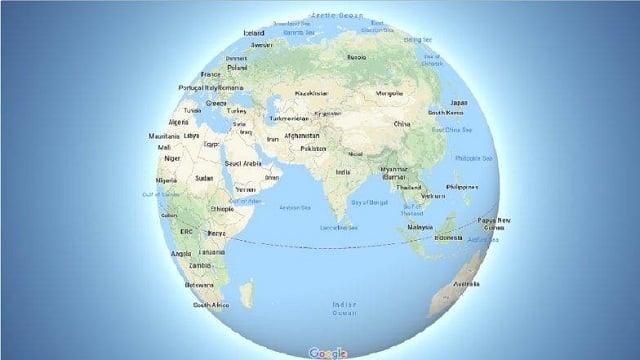Google Maps Update (for desktops only)