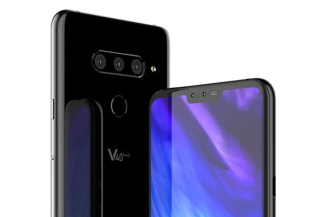 LG V40 expected to come with five cameras