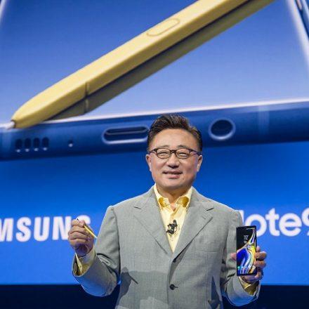 Samsung Galaxy Note 9 Pre- Booking Starts in Pakistan