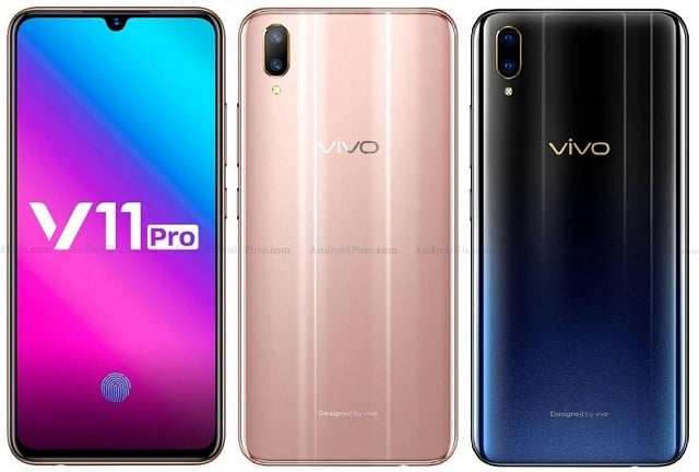 Here's everything you need to know about Vivo V11