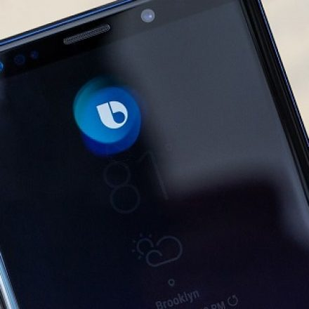 Bixby can't be turned off on the Note 9