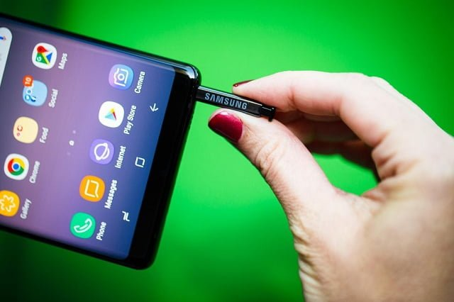 How to watch Samsung Galaxy Note 9 Live Stream