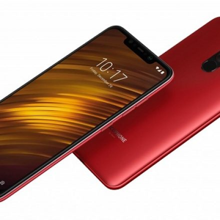 Xiaomi launches the Pocophone F1 globally in just $300