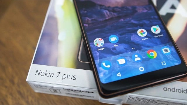 Nokia 7 plus confirmed to get Android Pie update during September