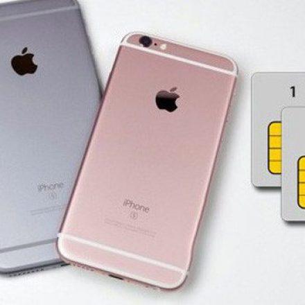 Apple iPhone goes dual SIM; boarding the bandwagon at last