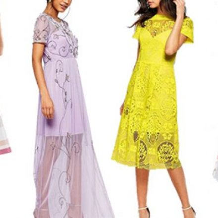 What to wear as a wedding guest; summers!
