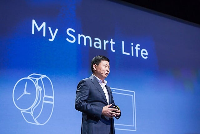 The Huawei CEO explains how it takes to beat giants