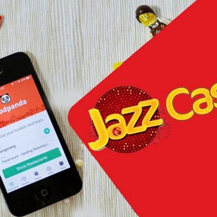 JazzCash Digitalizes foodpanda's Rider Payments