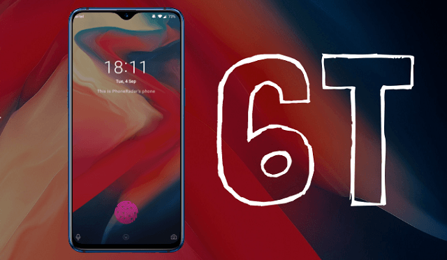 OnePlus 6T to have Finger print scanner