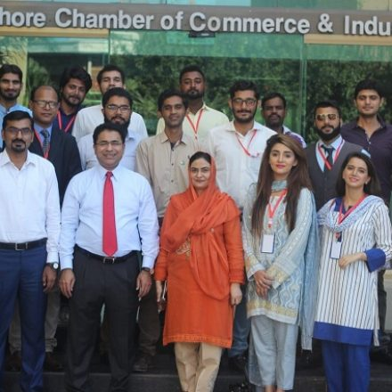 Maverix Digital and Lahore Chamber of Commerce Conducted Training on How to Double your Revenue Digitally, at LCCI