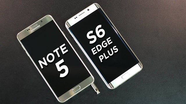 Bad news for Galaxy S6 edge plus and Note 5 users