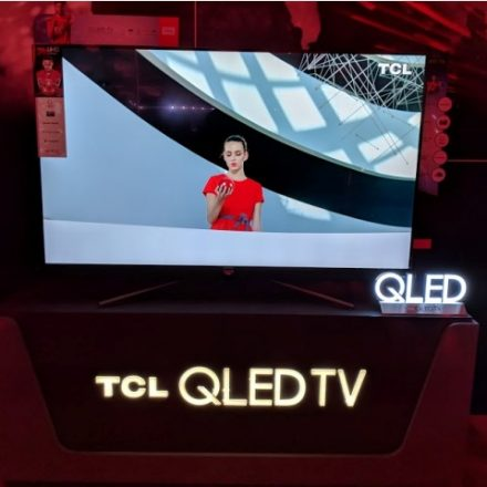 TCL holds the launch for C6 UHD Premium TV in Lahore