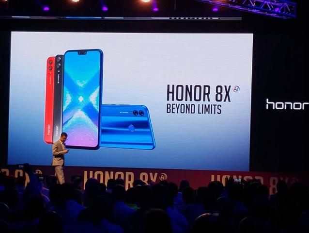 Honor launches its all-rounder budget phone 8X in Dubai, Which Beats