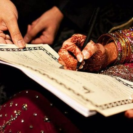 Nikahnama giving divorce rights to women isn't being considered: CII