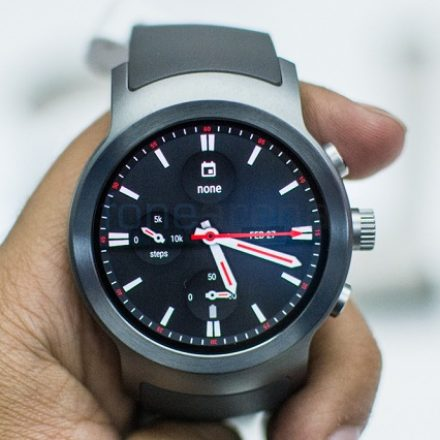 LG Watch W7 to be launched alongside the LG V40 ThinQ?